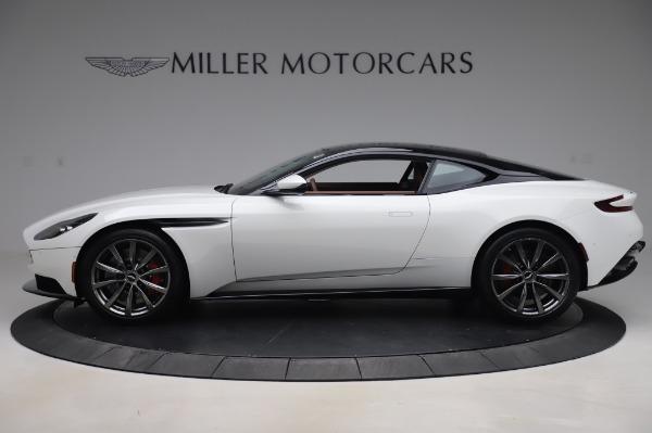 New 2020 Aston Martin DB11 V8 for sale $233,266 at Alfa Romeo of Westport in Westport CT 06880 2