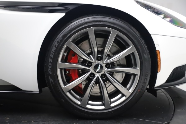 New 2020 Aston Martin DB11 V8 for sale $233,266 at Alfa Romeo of Westport in Westport CT 06880 20