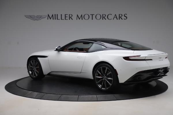 New 2020 Aston Martin DB11 V8 for sale $233,266 at Alfa Romeo of Westport in Westport CT 06880 3
