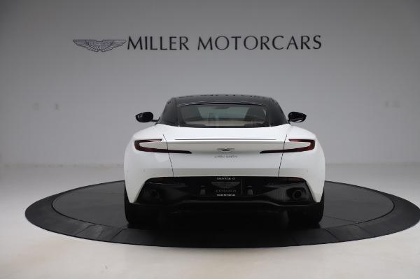 New 2020 Aston Martin DB11 V8 for sale $233,266 at Alfa Romeo of Westport in Westport CT 06880 5