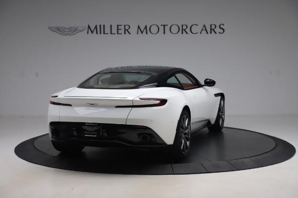 New 2020 Aston Martin DB11 V8 for sale $233,266 at Alfa Romeo of Westport in Westport CT 06880 6