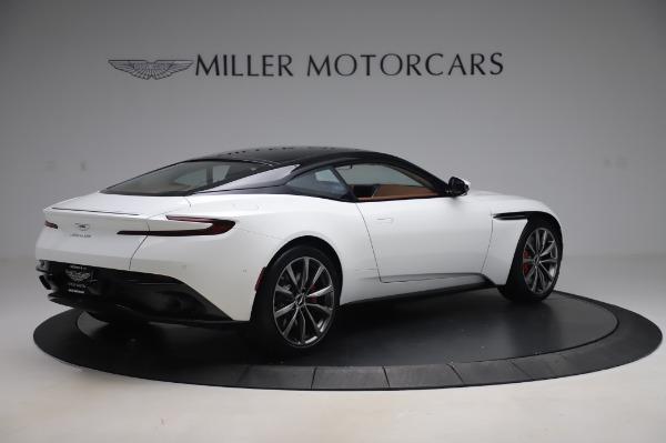 New 2020 Aston Martin DB11 V8 for sale $233,266 at Alfa Romeo of Westport in Westport CT 06880 7