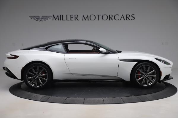 New 2020 Aston Martin DB11 V8 for sale $233,266 at Alfa Romeo of Westport in Westport CT 06880 8