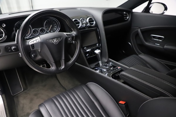Used 2016 Bentley Continental GT V8 S for sale $119,900 at Alfa Romeo of Westport in Westport CT 06880 13