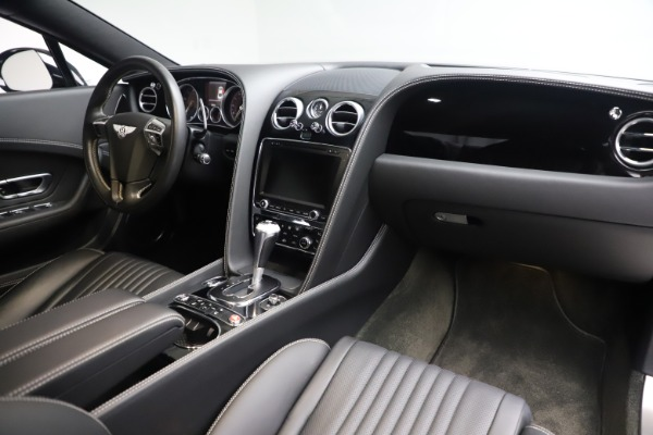Used 2016 Bentley Continental GT V8 S for sale $119,900 at Alfa Romeo of Westport in Westport CT 06880 18