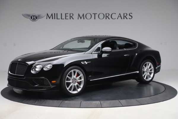 Used 2016 Bentley Continental GT V8 S for sale $119,900 at Alfa Romeo of Westport in Westport CT 06880 2