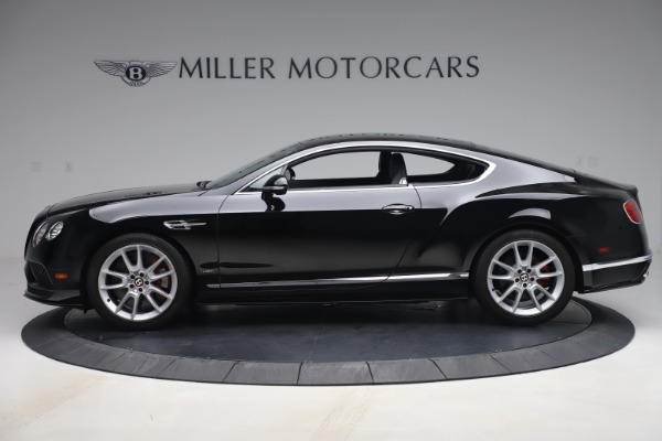 Used 2016 Bentley Continental GT V8 S for sale $119,900 at Alfa Romeo of Westport in Westport CT 06880 3