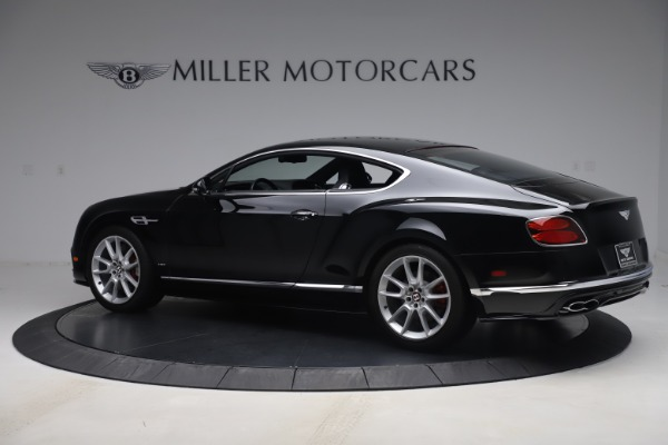 Used 2016 Bentley Continental GT V8 S for sale $119,900 at Alfa Romeo of Westport in Westport CT 06880 4