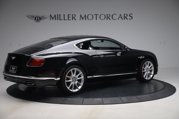 Used 2016 Bentley Continental GT V8 S for sale $119,900 at Alfa Romeo of Westport in Westport CT 06880 8