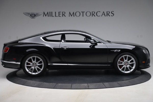 Used 2016 Bentley Continental GT V8 S for sale $119,900 at Alfa Romeo of Westport in Westport CT 06880 9