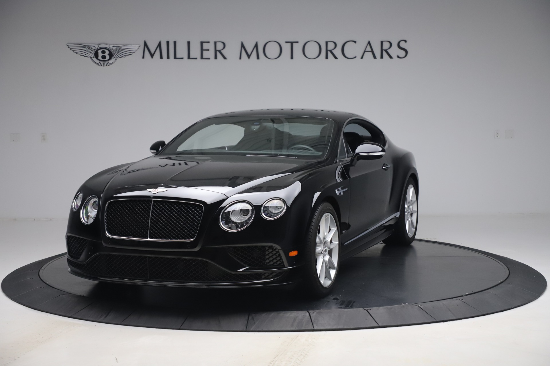 Used 2016 Bentley Continental GT V8 S for sale $119,900 at Alfa Romeo of Westport in Westport CT 06880 1