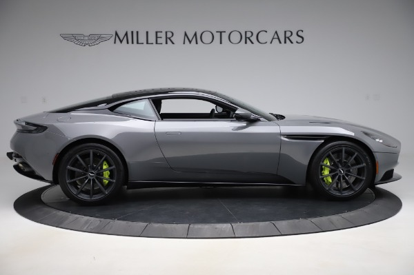 New 2020 Aston Martin DB11 V12 AMR Coupe for sale $265,421 at Alfa Romeo of Westport in Westport CT 06880 10
