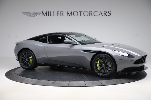 New 2020 Aston Martin DB11 V12 AMR Coupe for sale $265,421 at Alfa Romeo of Westport in Westport CT 06880 11
