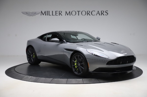 New 2020 Aston Martin DB11 V12 AMR Coupe for sale $265,421 at Alfa Romeo of Westport in Westport CT 06880 12