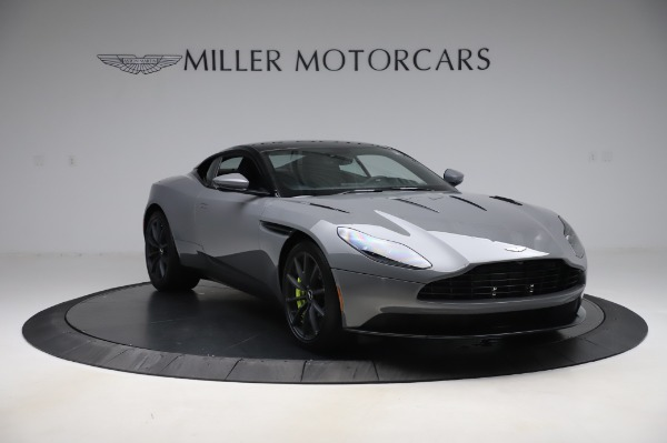 New 2020 Aston Martin DB11 V12 AMR Coupe for sale $265,421 at Alfa Romeo of Westport in Westport CT 06880 13
