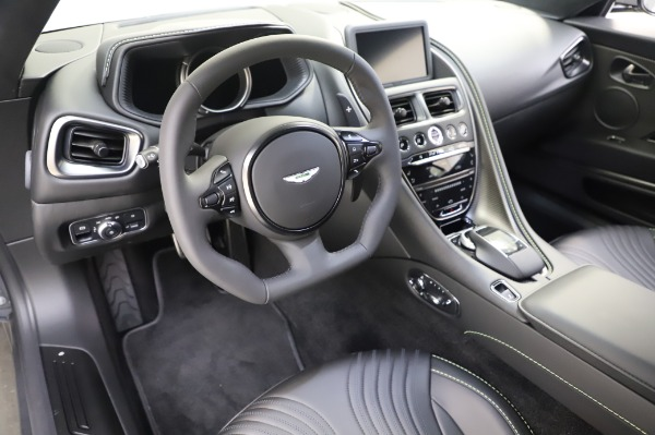 New 2020 Aston Martin DB11 V12 AMR Coupe for sale $265,421 at Alfa Romeo of Westport in Westport CT 06880 15
