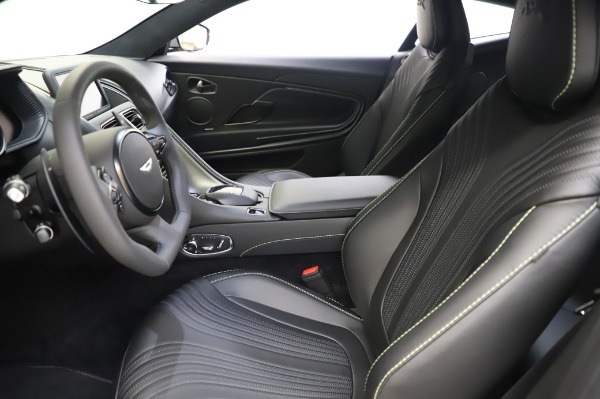New 2020 Aston Martin DB11 V12 AMR Coupe for sale $265,421 at Alfa Romeo of Westport in Westport CT 06880 16