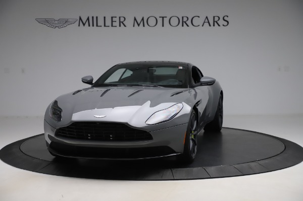 New 2020 Aston Martin DB11 V12 AMR Coupe for sale $265,421 at Alfa Romeo of Westport in Westport CT 06880 2