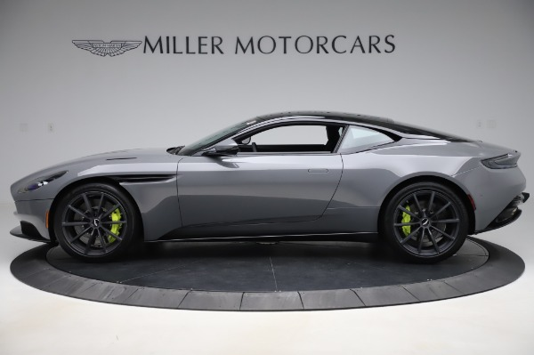 New 2020 Aston Martin DB11 V12 AMR Coupe for sale $265,421 at Alfa Romeo of Westport in Westport CT 06880 3