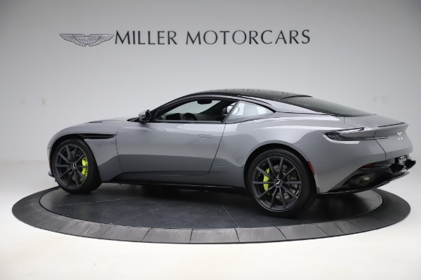 New 2020 Aston Martin DB11 V12 AMR Coupe for sale $265,421 at Alfa Romeo of Westport in Westport CT 06880 4