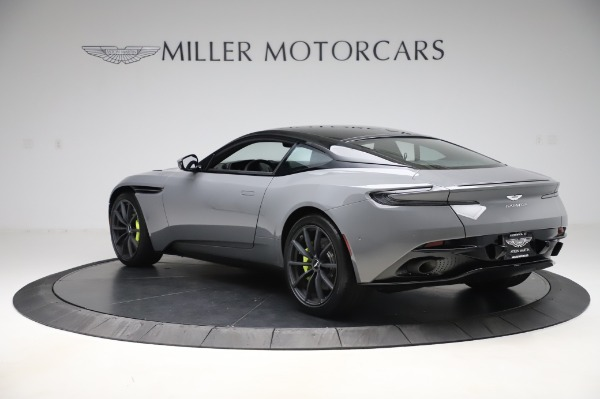 New 2020 Aston Martin DB11 V12 AMR Coupe for sale $265,421 at Alfa Romeo of Westport in Westport CT 06880 5