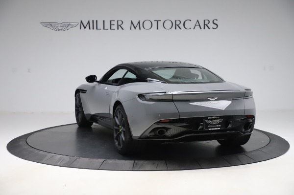 New 2020 Aston Martin DB11 V12 AMR Coupe for sale $265,421 at Alfa Romeo of Westport in Westport CT 06880 6