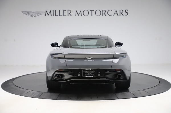 New 2020 Aston Martin DB11 V12 AMR Coupe for sale $265,421 at Alfa Romeo of Westport in Westport CT 06880 7