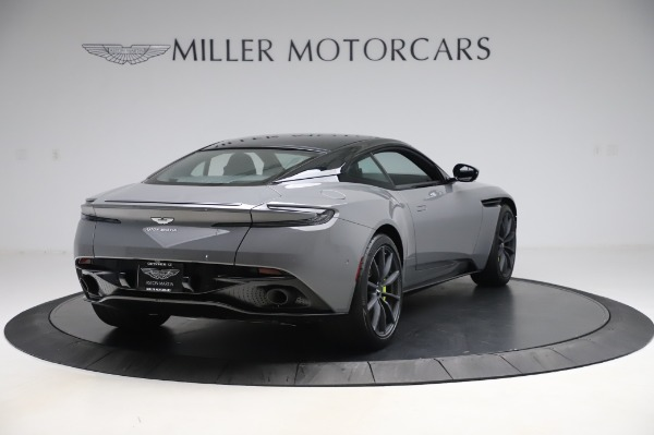 New 2020 Aston Martin DB11 V12 AMR Coupe for sale $265,421 at Alfa Romeo of Westport in Westport CT 06880 8