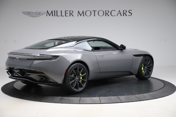 New 2020 Aston Martin DB11 V12 AMR Coupe for sale $265,421 at Alfa Romeo of Westport in Westport CT 06880 9