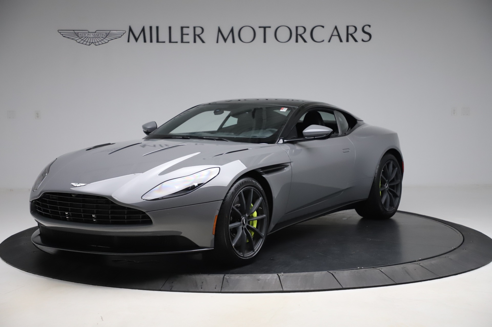 New 2020 Aston Martin DB11 V12 AMR Coupe for sale $265,421 at Alfa Romeo of Westport in Westport CT 06880 1