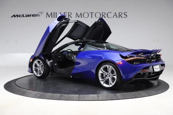 New 2020 McLaren 720S Performance for sale $349,050 at Alfa Romeo of Westport in Westport CT 06880 12