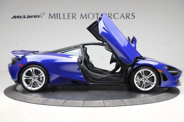 New 2020 McLaren 720S Performance for sale $349,050 at Alfa Romeo of Westport in Westport CT 06880 15