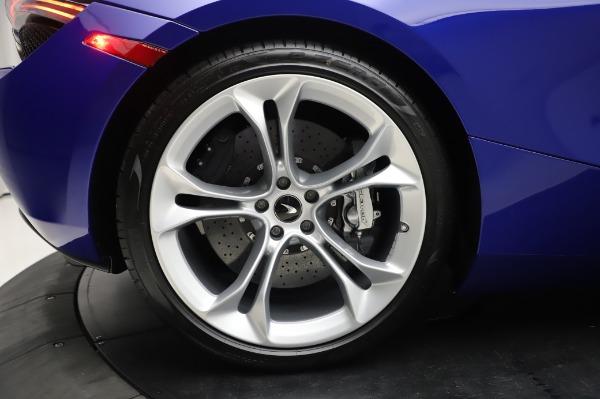 New 2020 McLaren 720S Performance for sale $349,050 at Alfa Romeo of Westport in Westport CT 06880 17