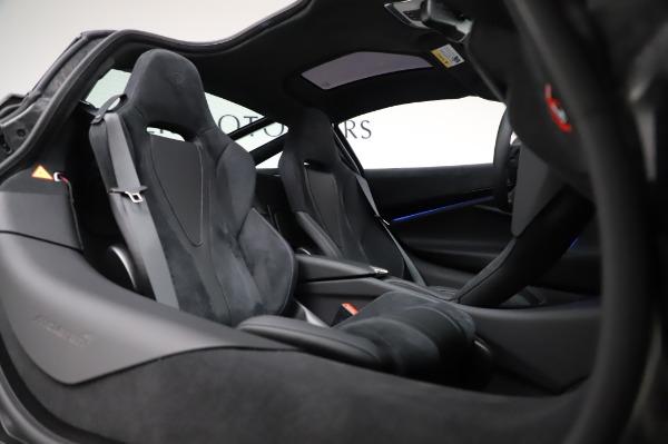 New 2020 McLaren 720S Performance for sale $349,050 at Alfa Romeo of Westport in Westport CT 06880 20
