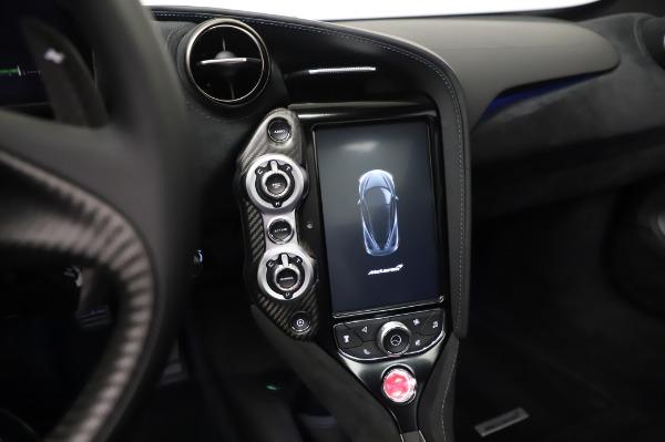New 2020 McLaren 720S Performance for sale $349,050 at Alfa Romeo of Westport in Westport CT 06880 25