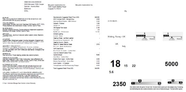 New 2020 McLaren 720S Performance for sale $349,050 at Alfa Romeo of Westport in Westport CT 06880 28