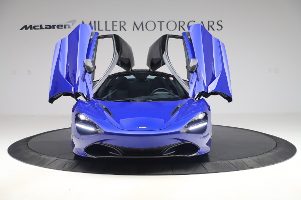 New 2020 McLaren 720S Performance for sale $349,050 at Alfa Romeo of Westport in Westport CT 06880 9