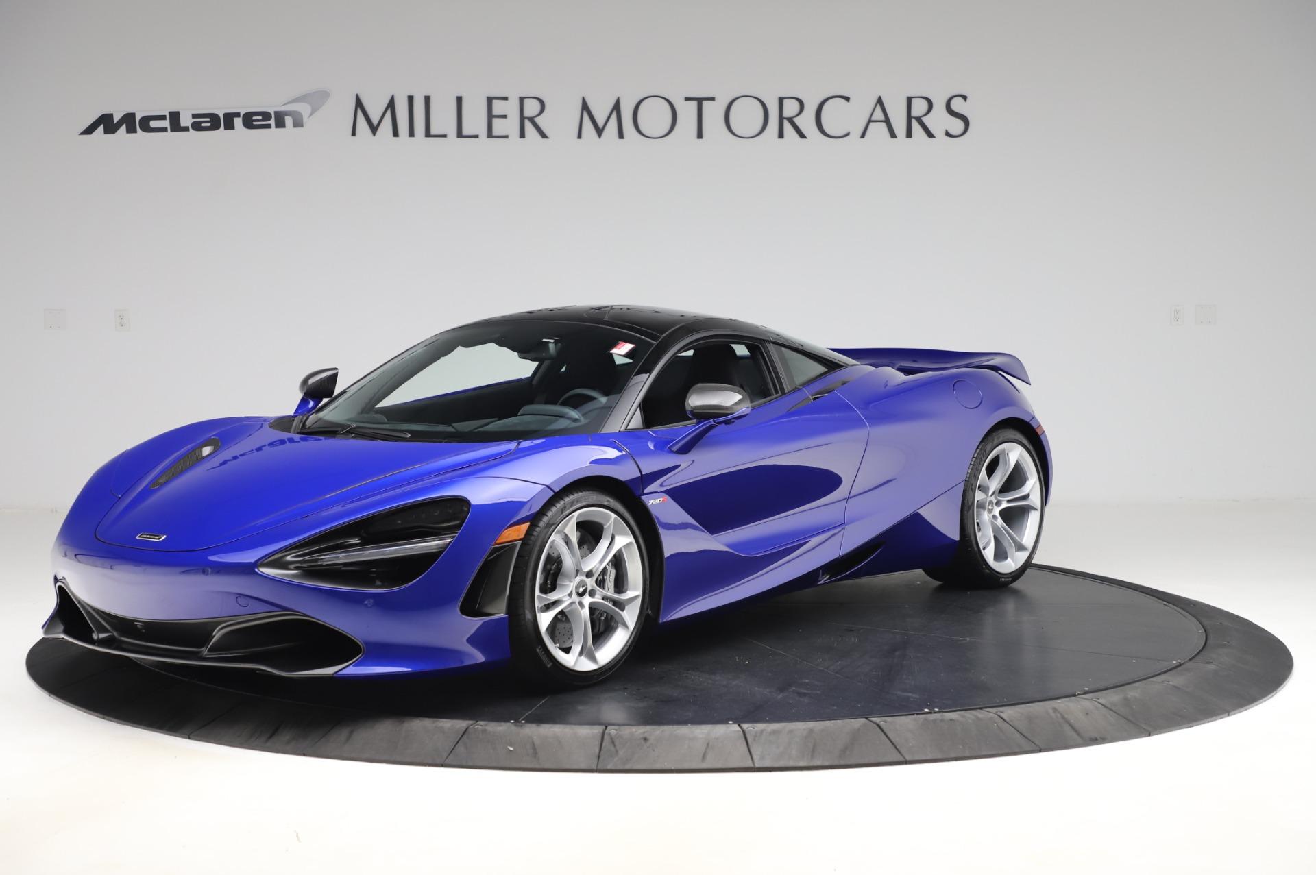 New 2020 McLaren 720S Performance for sale $349,050 at Alfa Romeo of Westport in Westport CT 06880 1