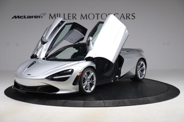 New 2020 McLaren 720S Coupe for sale $347,550 at Alfa Romeo of Westport in Westport CT 06880 10