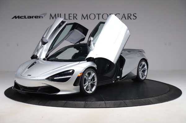 New 2020 McLaren 720S Performance for sale $347,550 at Alfa Romeo of Westport in Westport CT 06880 10