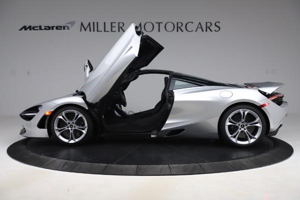 New 2020 McLaren 720S Coupe for sale $347,550 at Alfa Romeo of Westport in Westport CT 06880 11