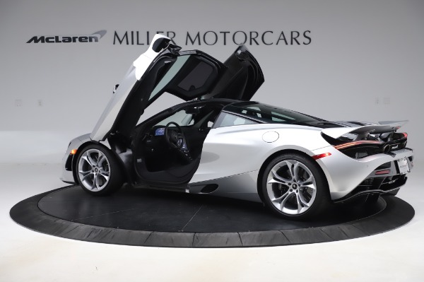 New 2020 McLaren 720S Performance for sale $347,550 at Alfa Romeo of Westport in Westport CT 06880 12