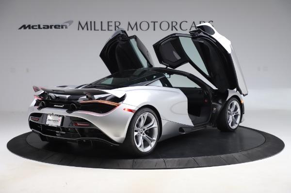 New 2020 McLaren 720S Coupe for sale $347,550 at Alfa Romeo of Westport in Westport CT 06880 14