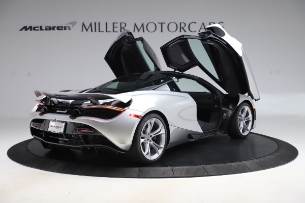 New 2020 McLaren 720S Performance for sale $347,550 at Alfa Romeo of Westport in Westport CT 06880 14