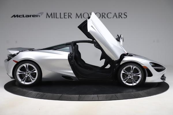 New 2020 McLaren 720S Coupe for sale $347,550 at Alfa Romeo of Westport in Westport CT 06880 15