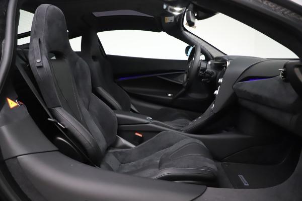 New 2020 McLaren 720S Coupe for sale $347,550 at Alfa Romeo of Westport in Westport CT 06880 17
