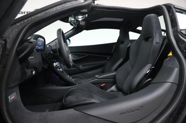 New 2020 McLaren 720S Coupe for sale $347,550 at Alfa Romeo of Westport in Westport CT 06880 19