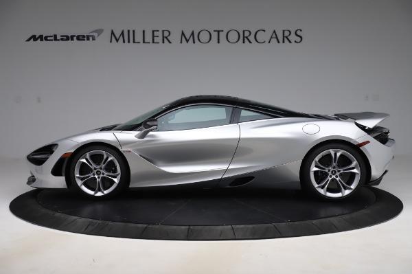 New 2020 McLaren 720S Coupe for sale $347,550 at Alfa Romeo of Westport in Westport CT 06880 2