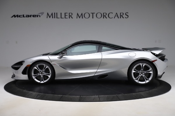 New 2020 McLaren 720S Performance for sale $347,550 at Alfa Romeo of Westport in Westport CT 06880 2
