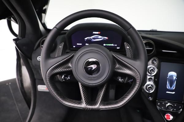 New 2020 McLaren 720S Coupe for sale $347,550 at Alfa Romeo of Westport in Westport CT 06880 22